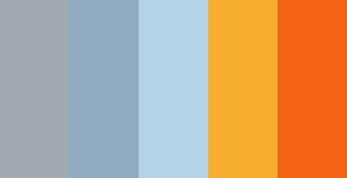6e8f5bc76b Todas as paletas de cores criadas através do coolors.co